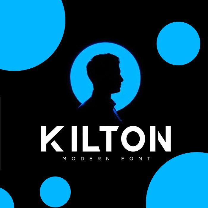 دانلود فونت انگلیسی KILTON Slab Serif Font